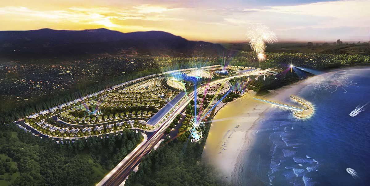 AE Resort Cửa Tùng - GIỚI THIỆU CÔNG TY HUMPHREYS AND PARTNERS ARCHITECTS