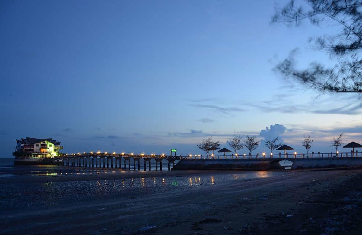 Hình ảnh cây Cầu Nam Hải Cần Giờ - KHỞI CÔNG XÂY CẦU CẦN GIỜ MỚI NHẤT