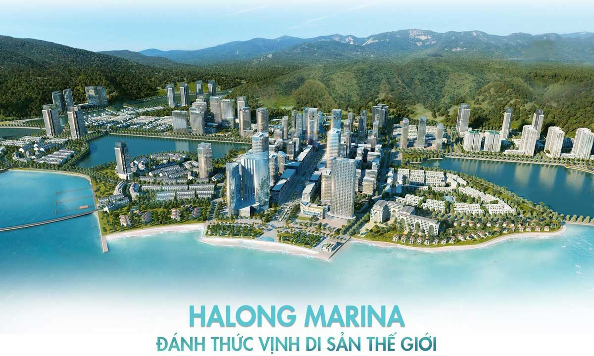 Halong Marina - GIỚI THIỆU BELT COLLINS INTERNATIONAL (HONGKONG)