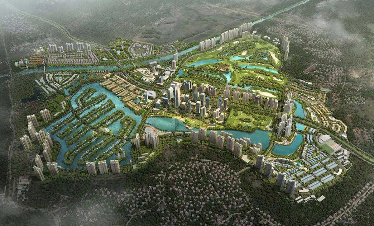 Humphreys Partners thiet ke Ecopark Villa - GIỚI THIỆU CÔNG TY HUMPHREYS AND PARTNERS ARCHITECTS