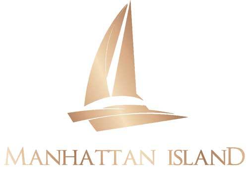 LOGO MANHATTAN ISLAND - DỰ ÁN MANHATTAN ISLAND NHƠN TRẠCH ĐỒNG NAI