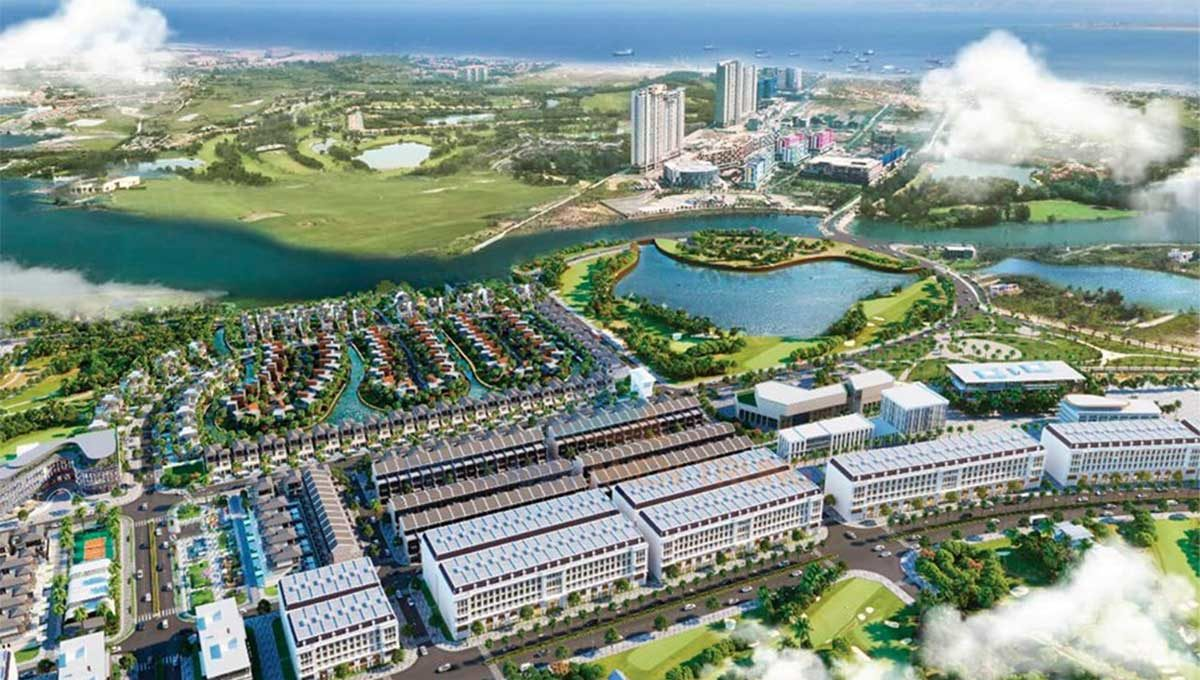 Dự án One World Regency Đà Nẵng