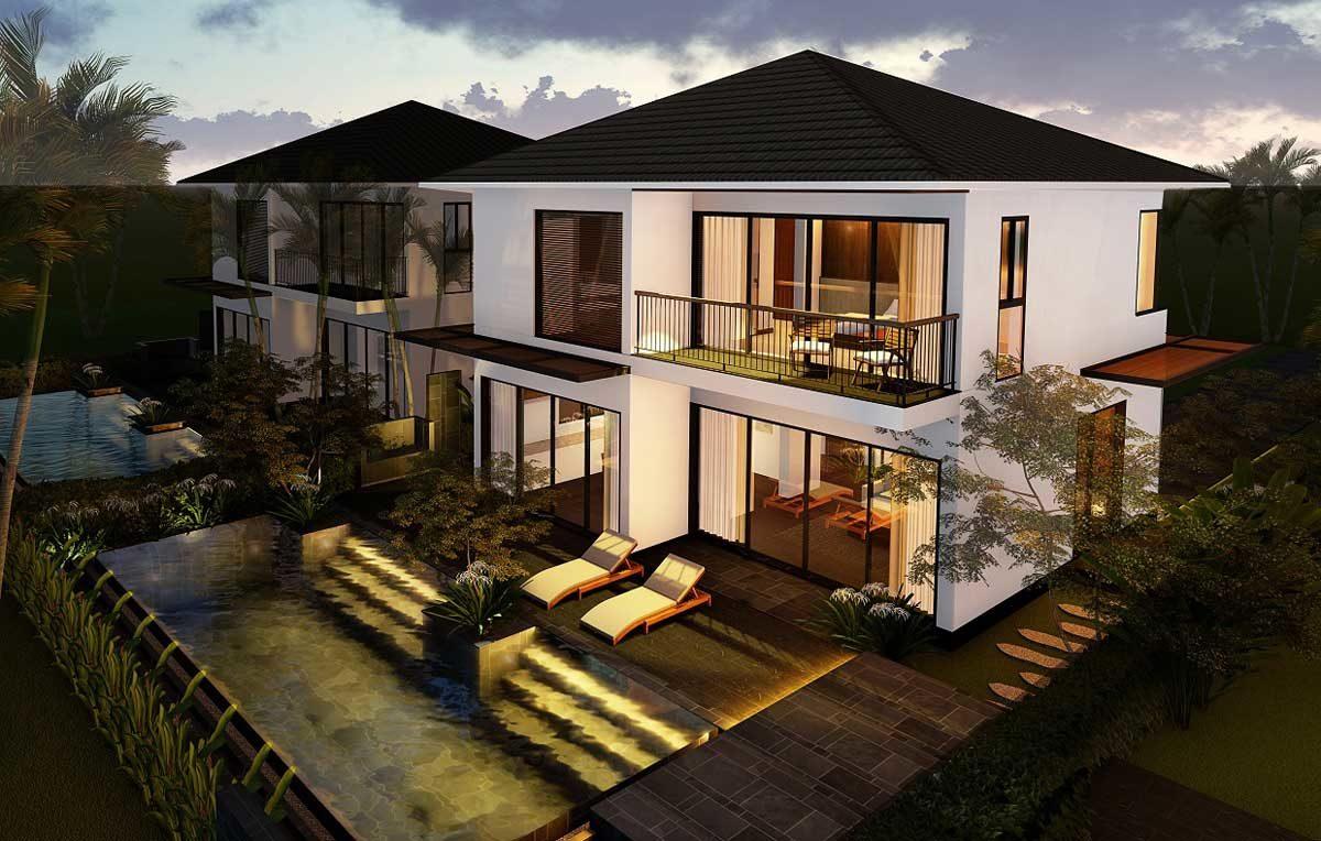 Biệt thự Dự án Khu đô thị Aria Đà Nẵng