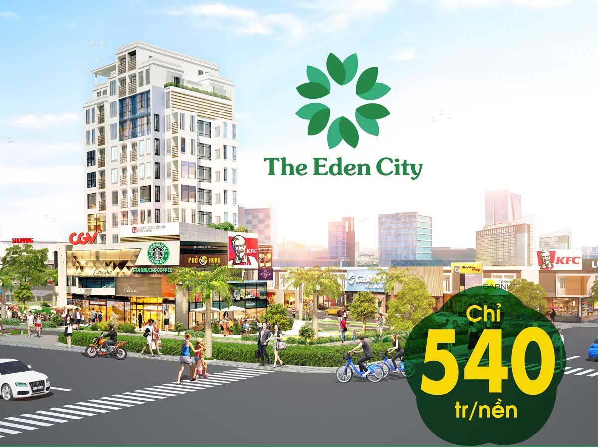 gia ban dat nen the eden city - DỰ ÁN THE EDEN CITY BÀU BÀNG BÌNH DƯƠNG