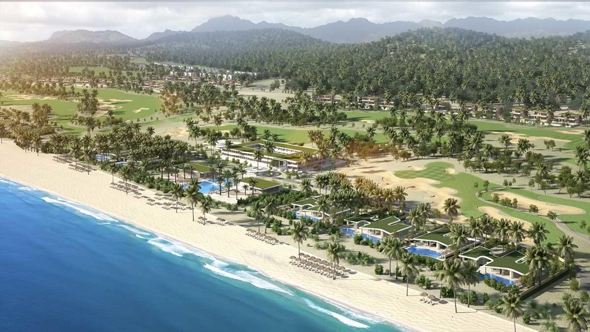 Hình ảnh thực tế tại Dự án khu nghỉ dưỡng Maia Quy Nhơn Beach Resort