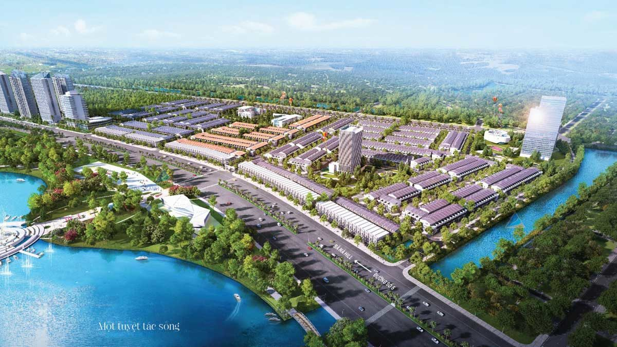 khu cong vien bo song one world regency - DỰ ÁN ONE WORLD REGENCY ĐÀ NẴNG