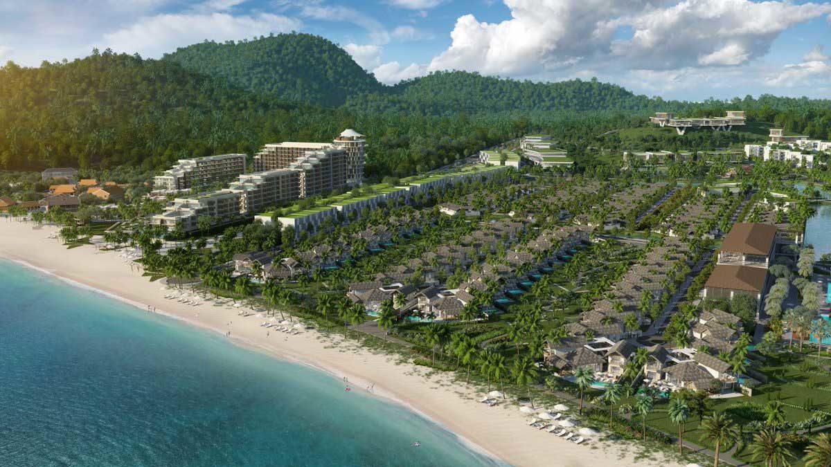 Phối cảnh Dự án Maria Quy Nhơn Beach Resort