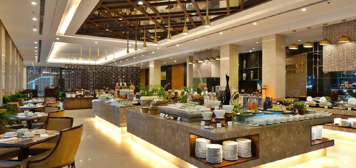 Khu nhà hàng 5Sao tại Dự án Căn hộ Aria DaNang Hotels And Resorts