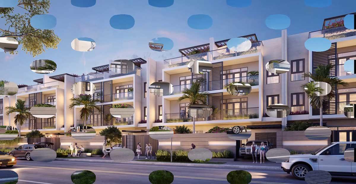 Nhà phố Dự án An Phú New City Quận 2
