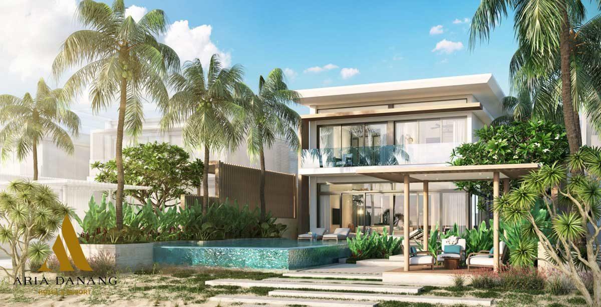 Dự án Biệt thự biển Aria Đà Nẵng