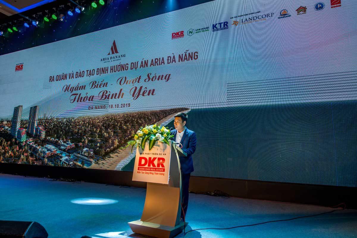 Lễ ra quân Dự án Aria Đà Nẵng ngày 18 tháng 10 năm 2019