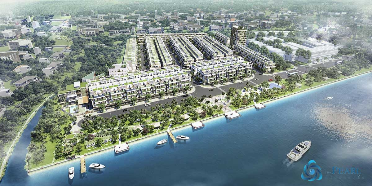 the pearl riverside long an - DỰ ÁN THE PEARL RIVERSIDE BẾN LỨC LONG AN