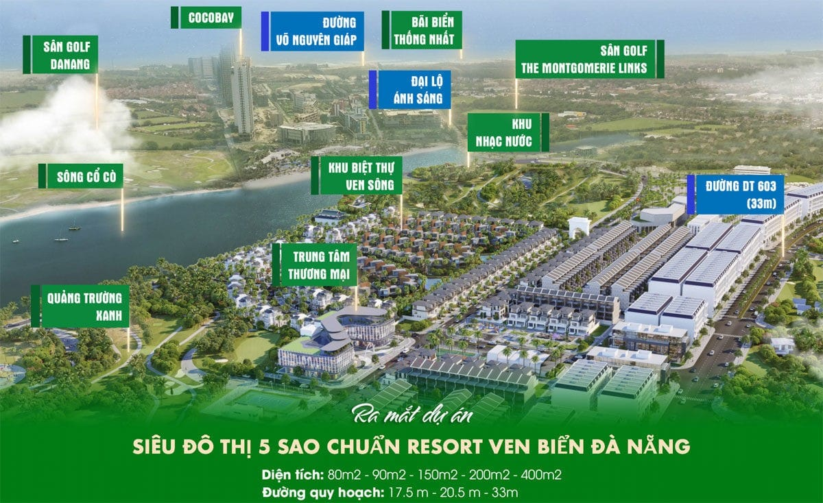 tien ich sung quanh du an one world regency - DỰ ÁN ONE WORLD REGENCY ĐÀ NẴNG