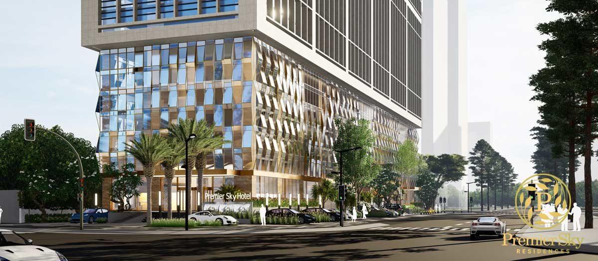 Trung tâm thương mại Dự án Căn hộ Premier Sky Residences Đà Nẵng