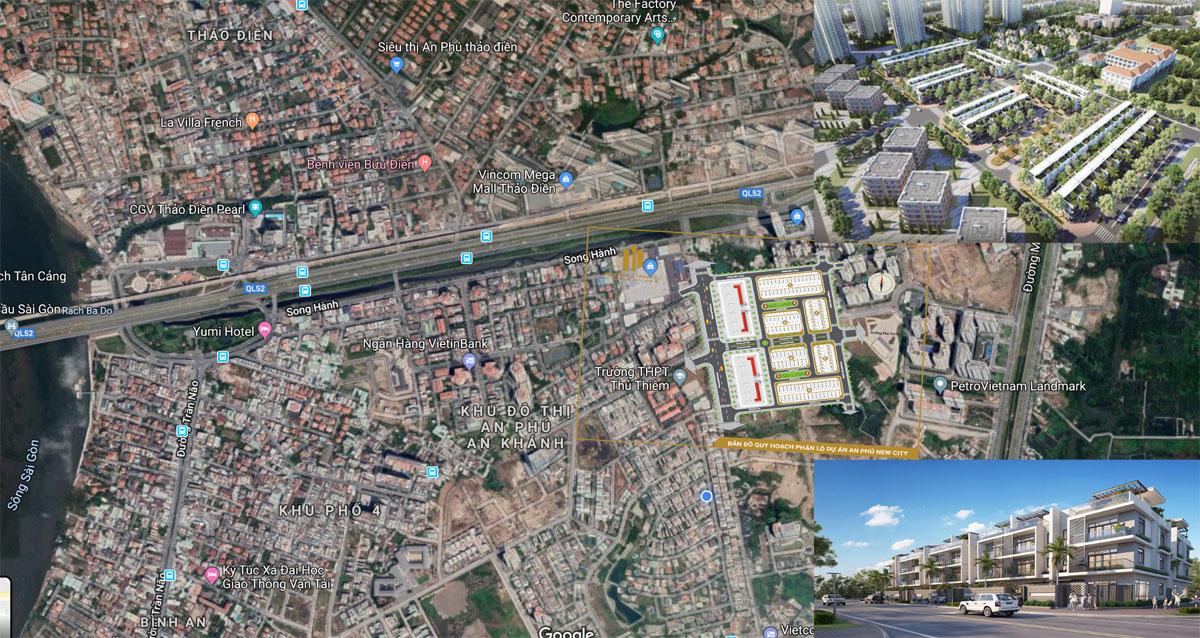vi tri thuc te du an an phu new city - DỰ ÁN CĂN HỘ AN PHÚ NEW CITY QUẬN 2