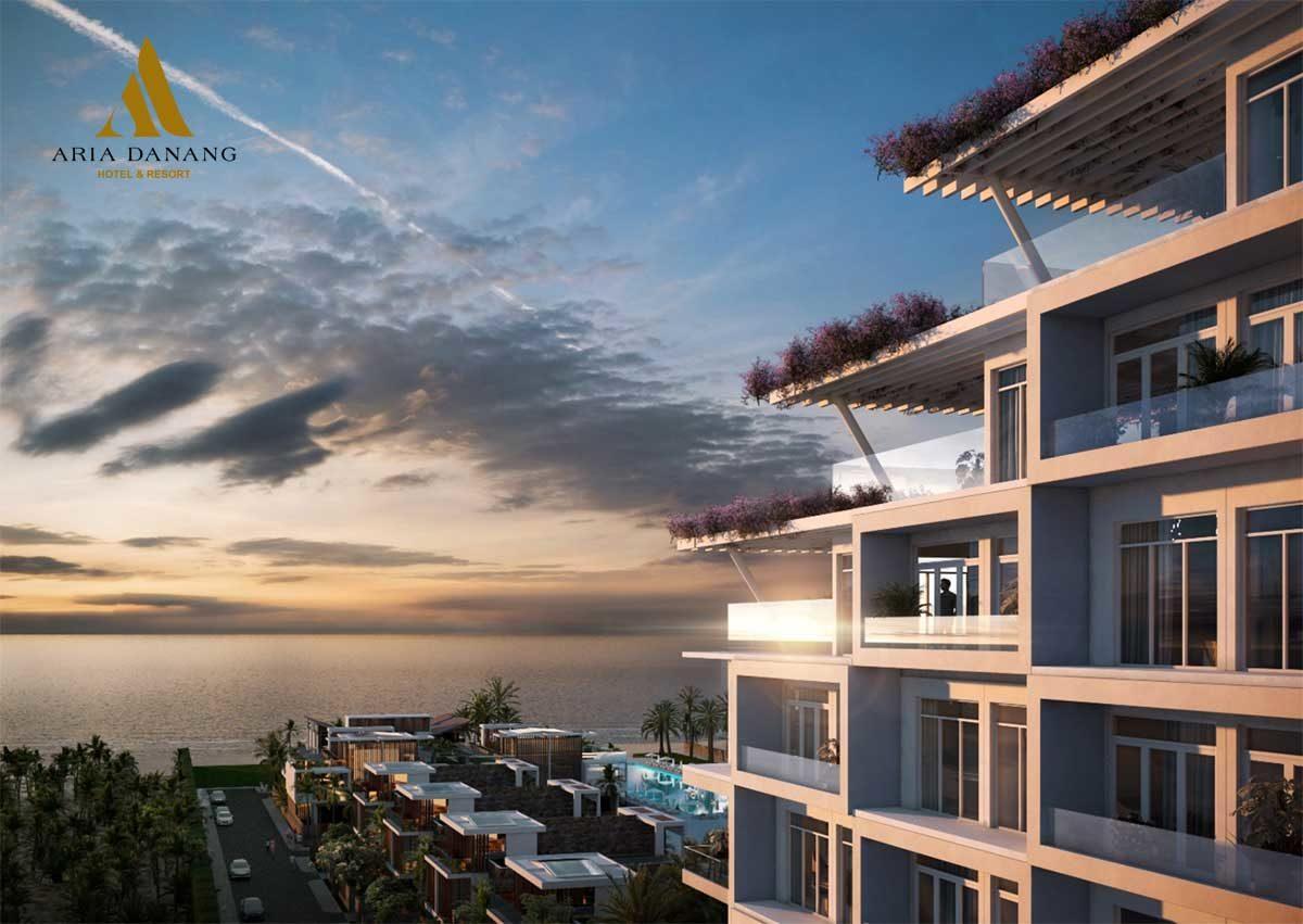 Căn hộ Aria DaNang Hotel And Resort View biển tuyệt đẹp