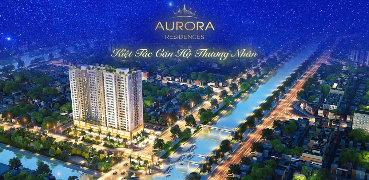 Căn hộ Aurora Residences - CÔNG TY CỔ PHẦN DRH HOLDINGS