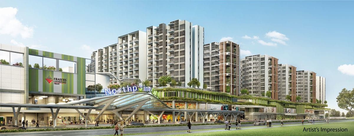 Frasers Centrepoint Limited - GIỚI THIỆU CÔNG TY FRASERS CENTREPOINT LIMITED (SINGAPORE)