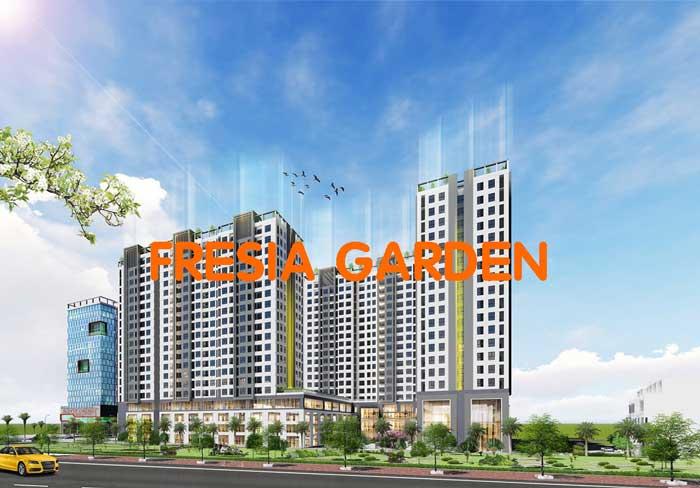 Fresia Garden Quận 9 - DỰ ÁN CĂN HỘ FRESIA GARDEN QUẬN 9