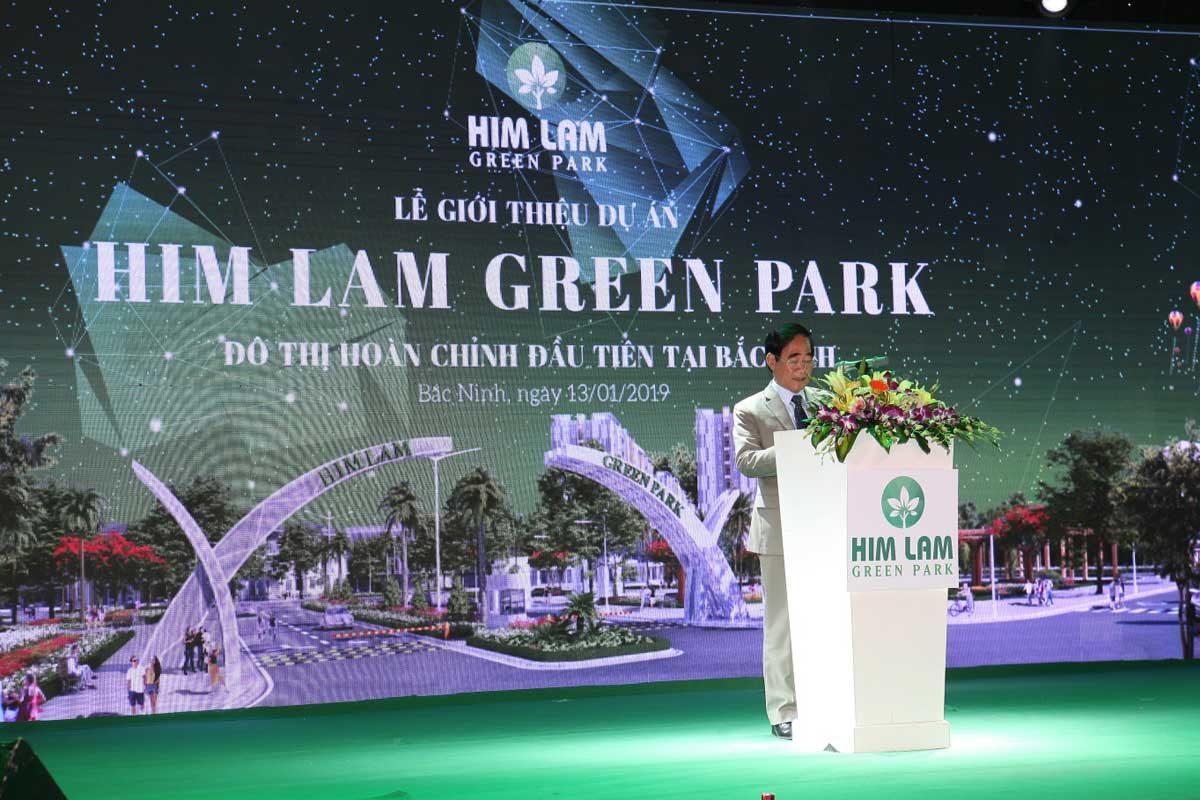 Công Ty Him Lam giới thiệu Dự án Him Lam Green Park