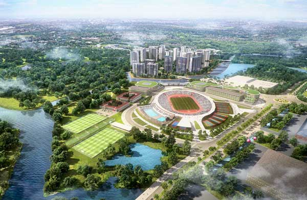 Saigon-Sports-City