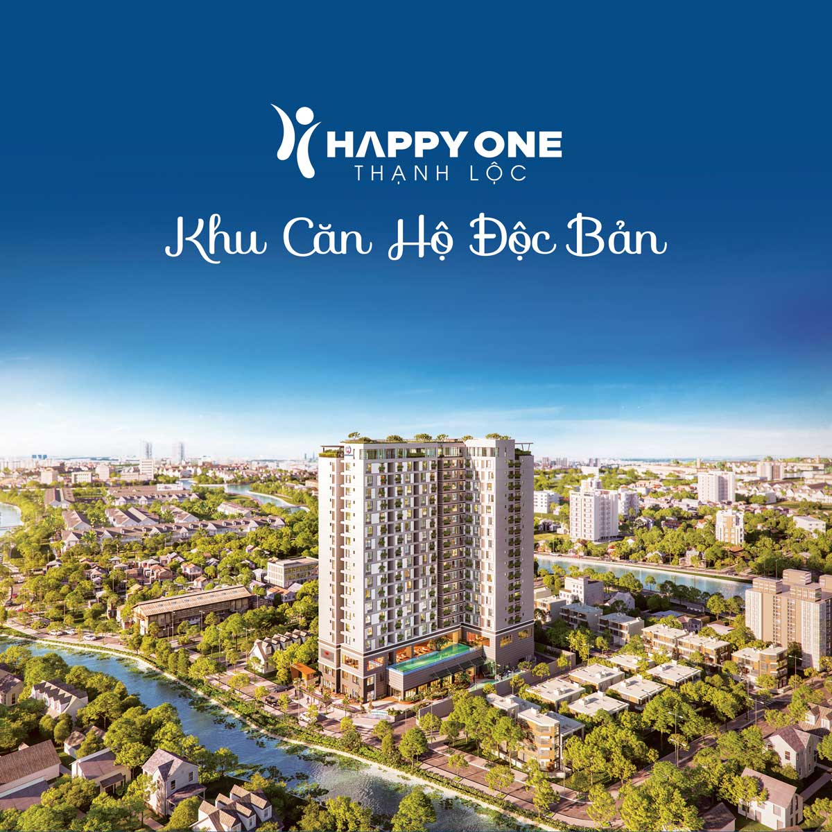 can ho doc ban happy one thanh loc - HAPPY ONE PREMIER THẠNH LỘC QUẬN 12