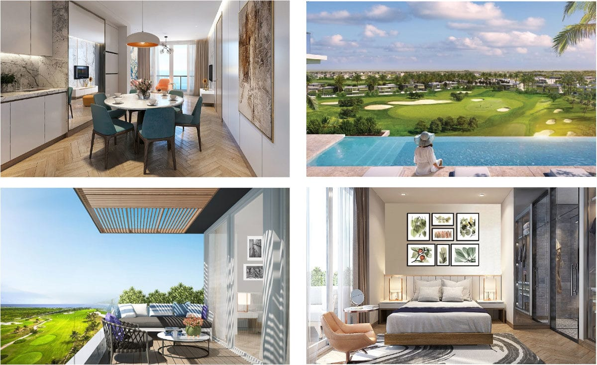 can ho mau golf view luxury apartment - DỰ ÁN CĂN HỘ GOLF VIEW LUXURY APARTMENT ĐÀ NẴNG