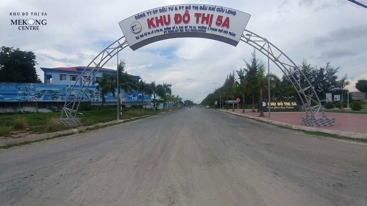 cong chao du an khu do thi 5a mekong centre - DỰ ÁN KHU ĐÔ THỊ 5A MEKONG CENTRE SÓC TRĂNG