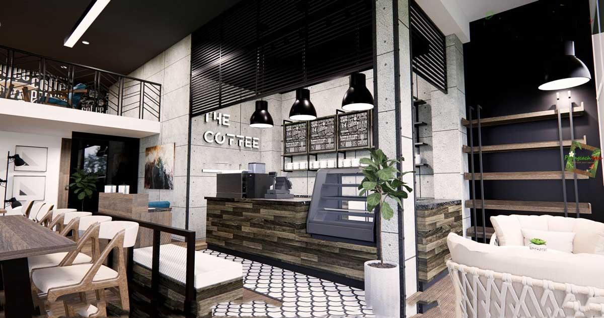 khu nha hang cafe du an happy one thanh loc - HAPPY ONE PREMIER THẠNH LỘC QUẬN 12