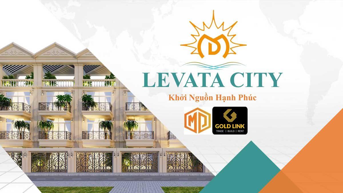 Phối cảnh Dự án Nhà Phố Levata City Bình Tân