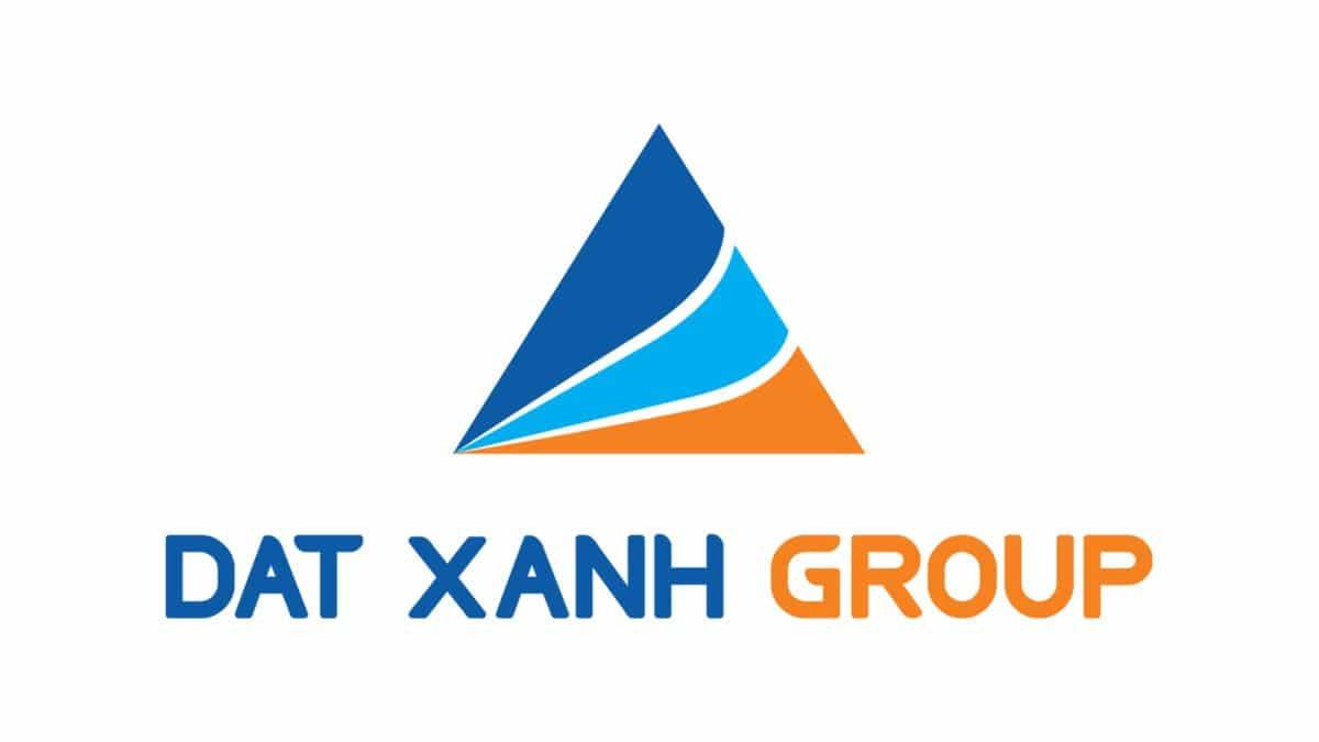 logo dat xanh group - CÔNG TY CỔ PHẦN TẬP ĐOÀN ĐẤT XANH