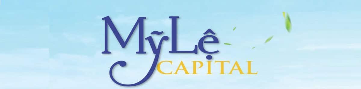 logo du an my le capital - DỰ ÁN KHU ĐÔ THỊ MỸ LỆ CAPITAL BÌNH PHƯỚC