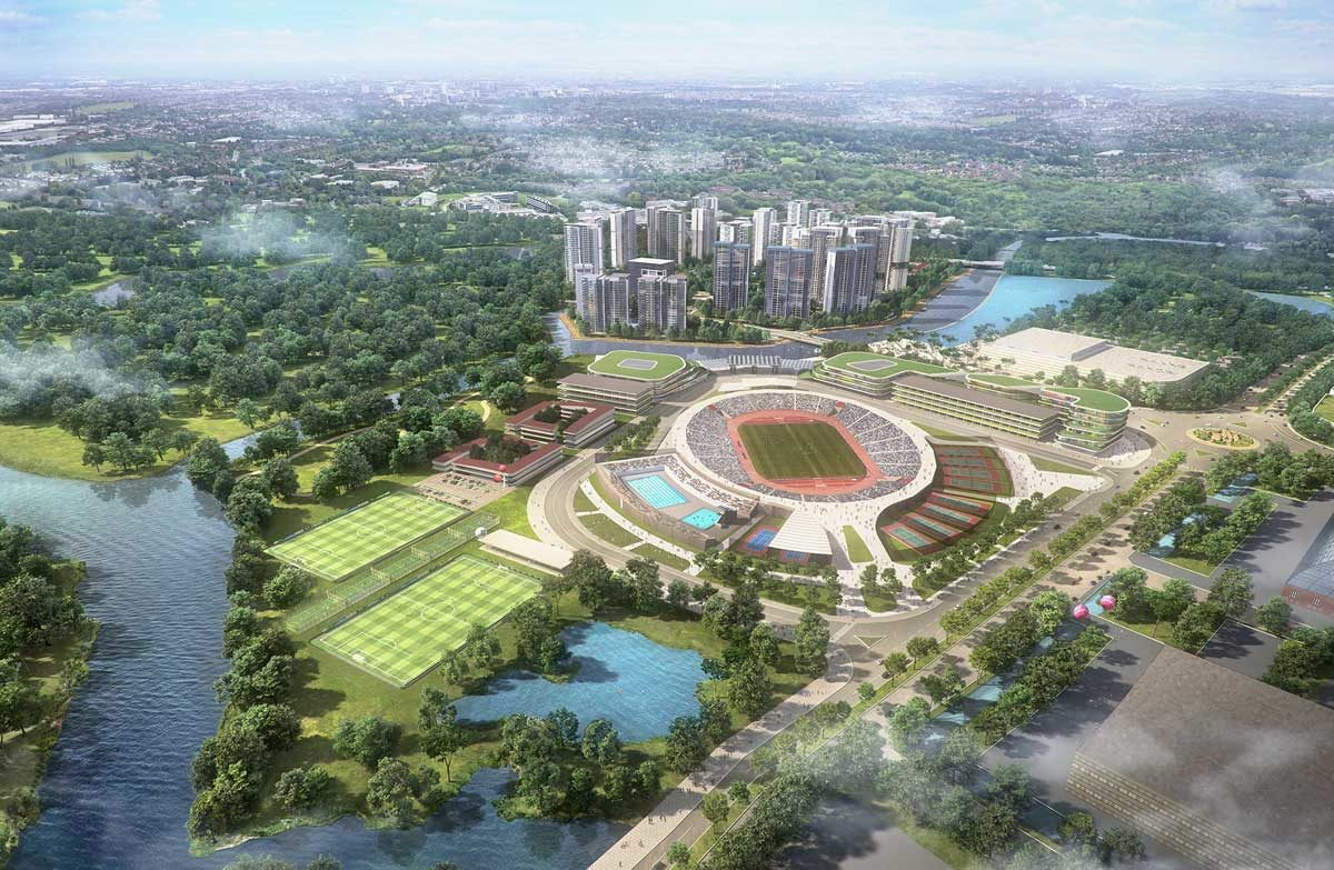 saigon sports city q2 - SAIGON SPORTS CITY QUẬN 2