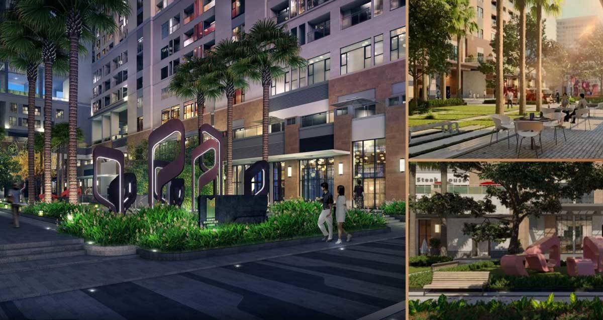 Tiện ích Dự án Căn hộ Soho Residence Cô Giang Quận 1