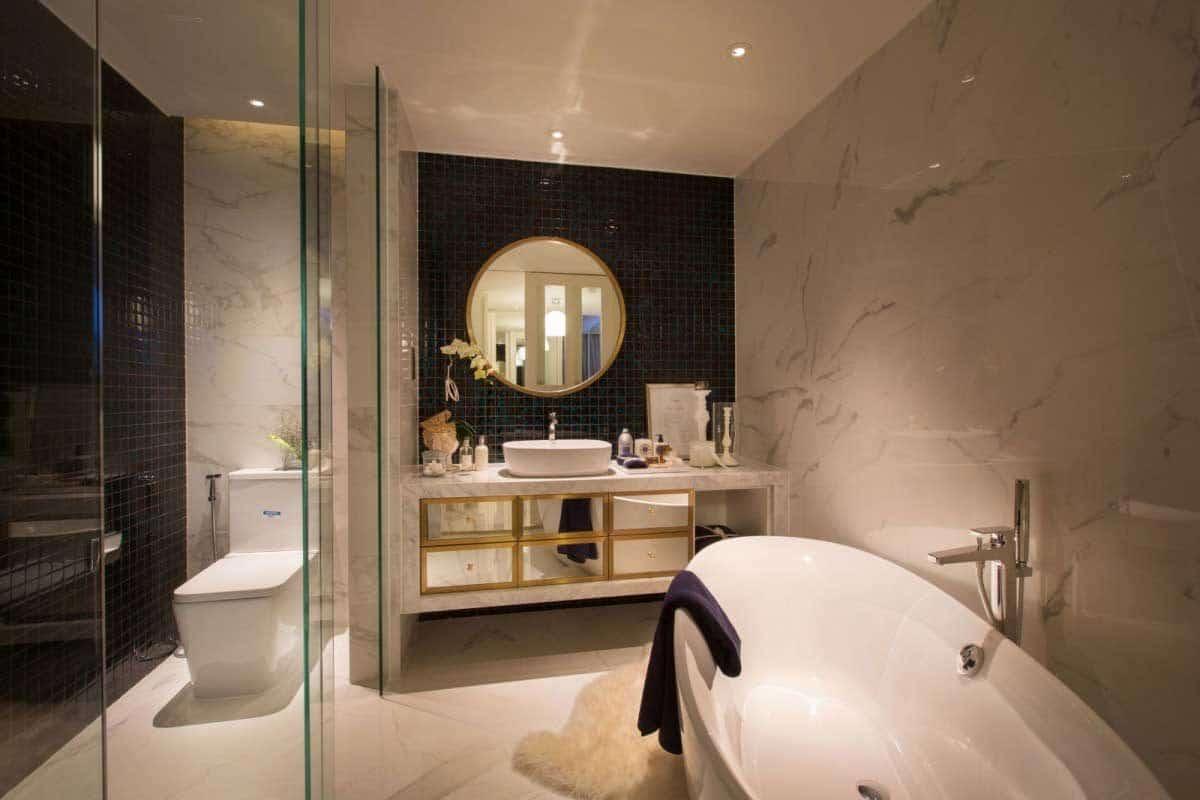 toilet can ho soho residence quan 1 - DỰ ÁN CĂN HỘ SOHO RESIDENCE QUẬN 1