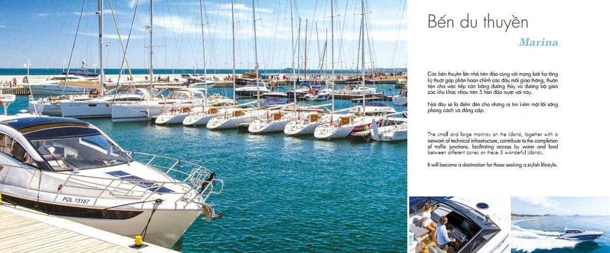 Bến du thuyền Thị Nại Eco Bay - DỰ ÁN KHU DU LỊCH THỊ NẠI ECO BAY QUY NHƠN
