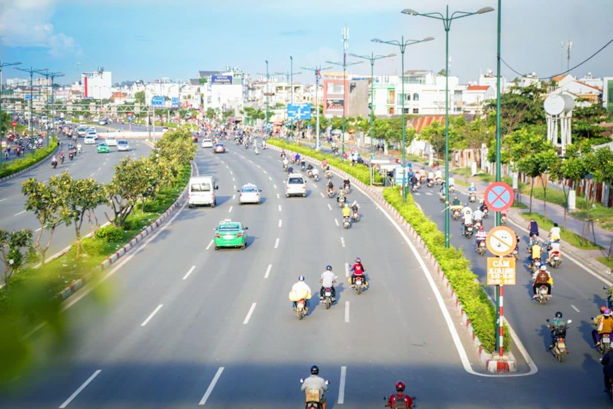 Duong Pham Van Dong - DỰ ÁN CĂN HỘ PHÚC YÊN PROSPER PHỐ ĐÔNG THỦ ĐỨC