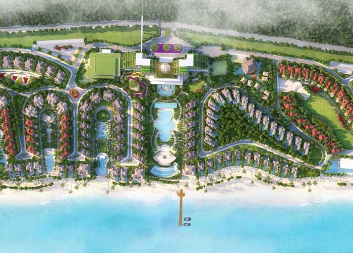 Edenia Resort Ho Tram Ba Ria - DỰ ÁN EDENIA RESORT HỒ TRÀM
