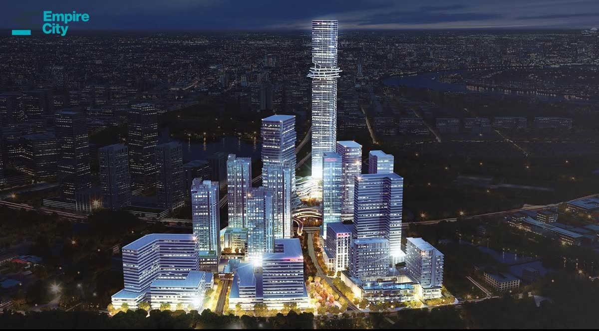 Empire City Thủ Thiêm - DỰ ÁN CĂN HỘ EMPIRE CITY THỦ THIÊM QUẬN 2