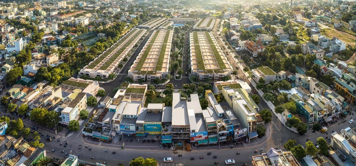 Khu dân cư Phát Đạt Bàu Cả Quảng Ngãi - CÔNG TY CỔ PHẦN PHÁT TRIỂN BẤT ĐỘNG SẢN PHÁT ĐẠT