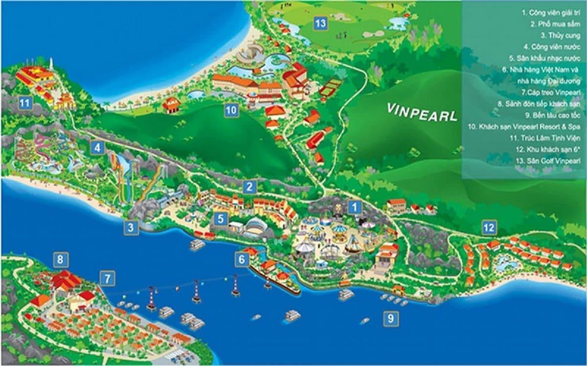 Tổng Thể Vinpearl Quy Nhơn - DỰ ÁN VINPEARL QUY NHƠN