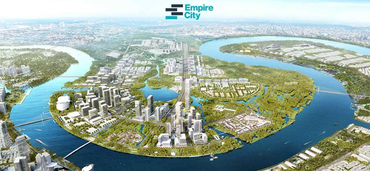 Tiện ích Dự án Empire City Thủ Thiêm - DỰ ÁN CĂN HỘ EMPIRE CITY THỦ THIÊM QUẬN 2