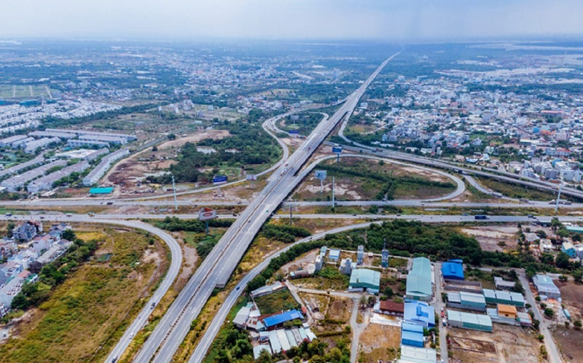 Tuyến cao tốc Biên Hòa Vũng Tàu - DỰ ÁN CĂN HỘ RAY DE MANOR HỒ TRÀM