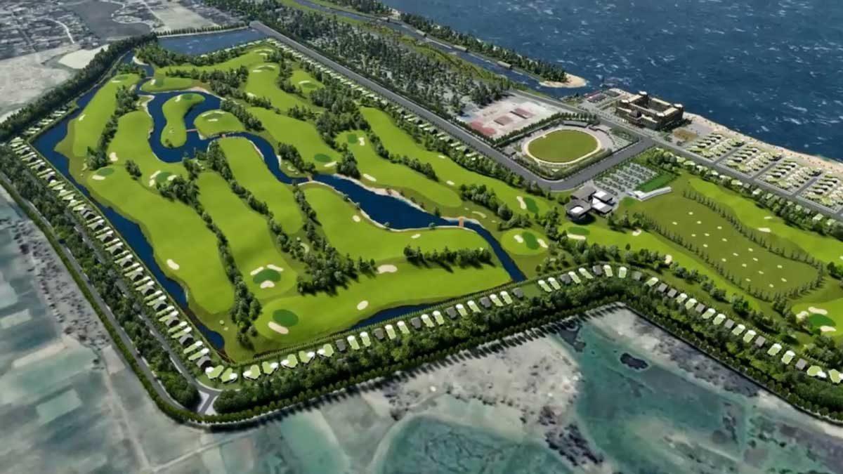 Xuân Thành Golf and Resort - DỰ ÁN HOA TIÊN PARADISE HÀ TĨNH