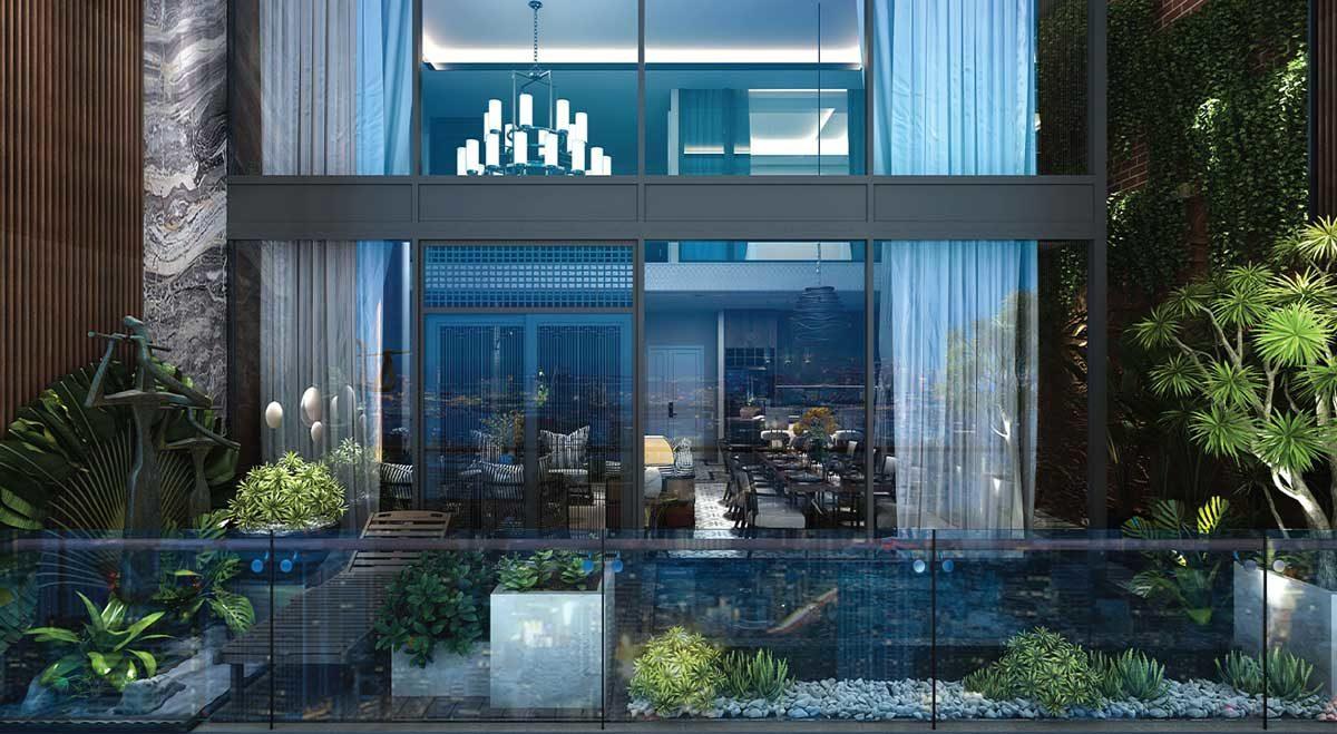 balcony can ho sunshine continental - DỰ ÁN CĂN HỘ SUNSHINE CONTINENTAL QUẬN 10