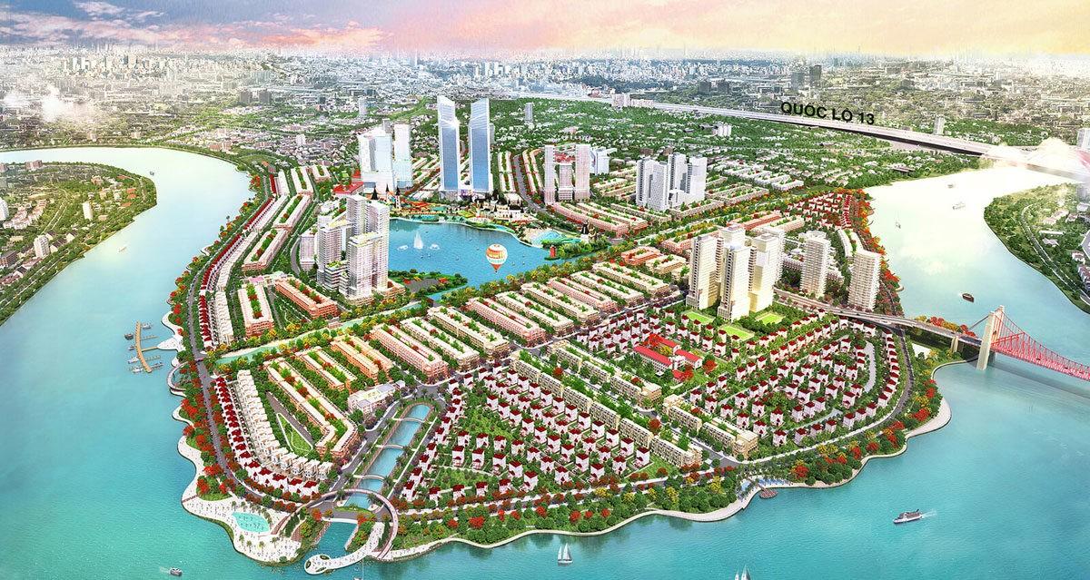 du an khu do thi van phuc city 1 - DỰ ÁN BIỆT THỰ VẠN PHÚC MANSION THỦ ĐỨC
