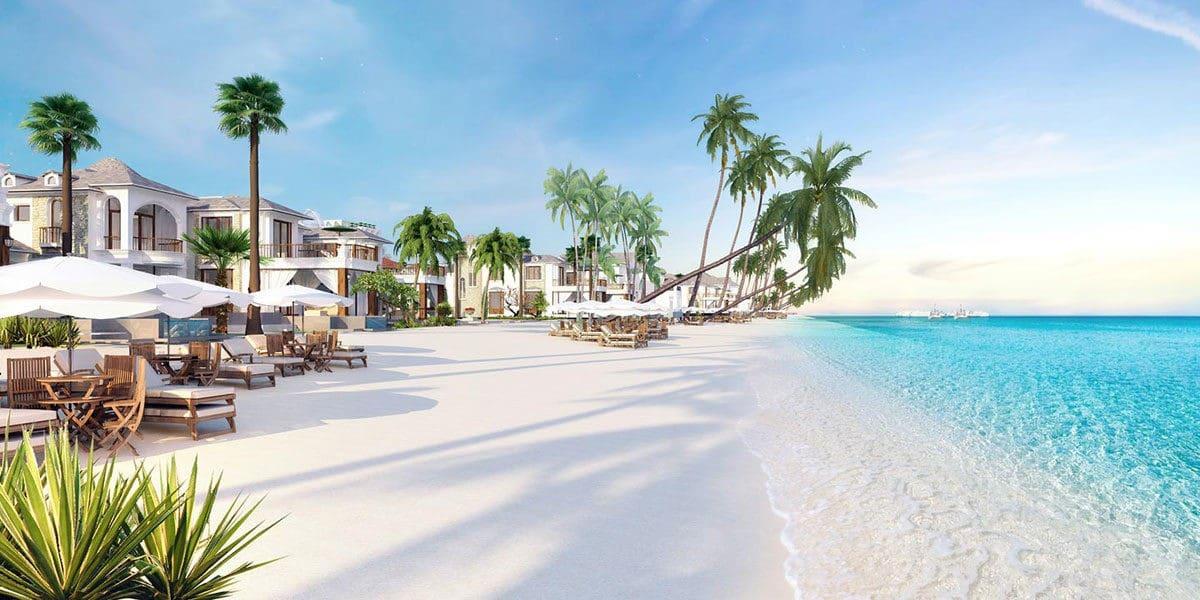 khu biet thu view bien Edenia Resort Ho Tram - DỰ ÁN EDENIA RESORT HỒ TRÀM