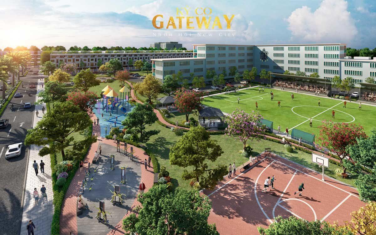Khu công viên 7 kỳ quan tại Kỳ Co Gateway