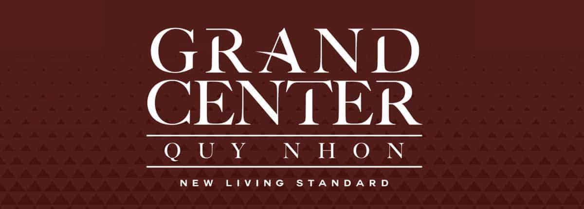 logo grand center quy nhon - DỰ ÁN CĂN HỘ GRAND CENTER QUY NHƠN