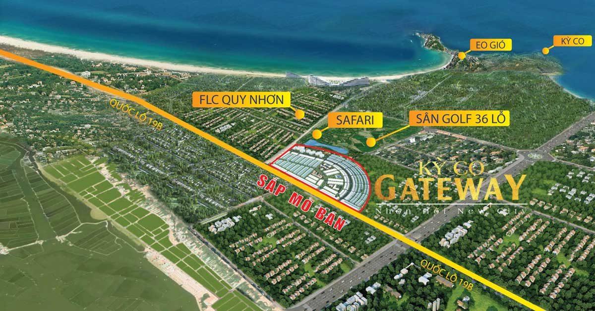 phoi canh tong the ky co gateway - CÔNG TY CỔ PHẦN PHÁT TRIỂN BẤT ĐỘNG SẢN PHÁT ĐẠT